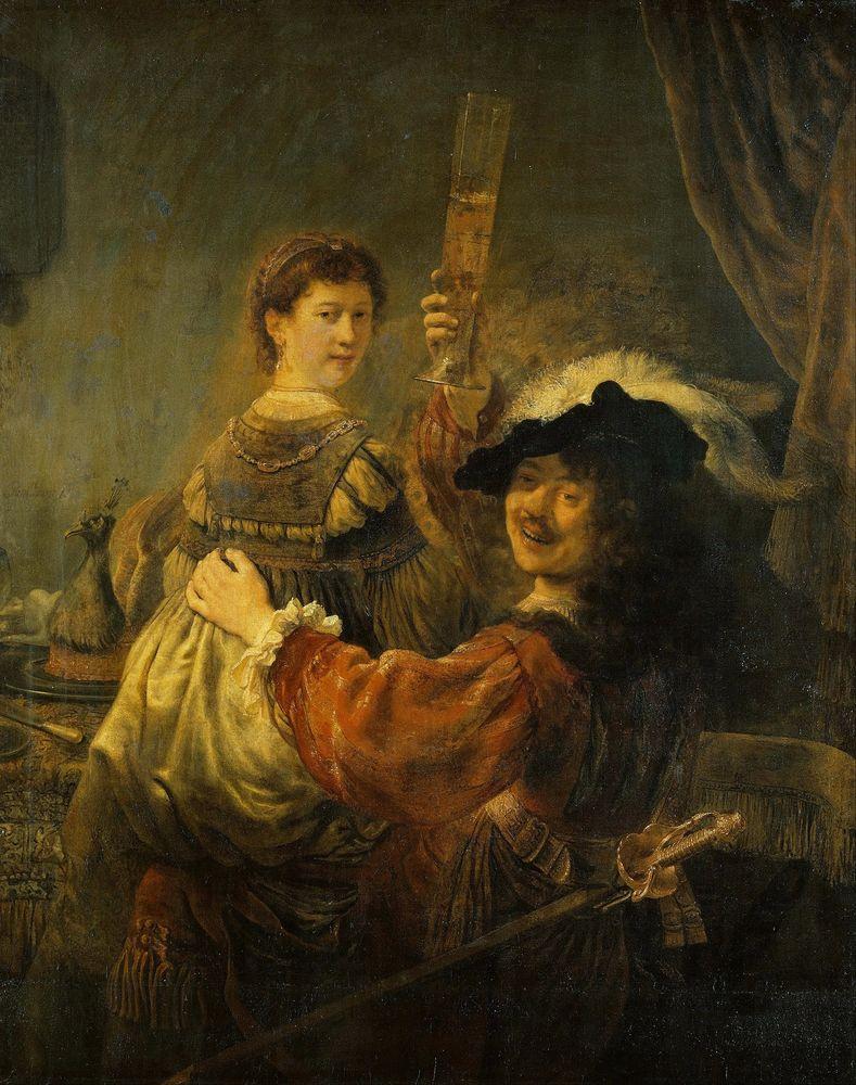 день рождения рембрандта