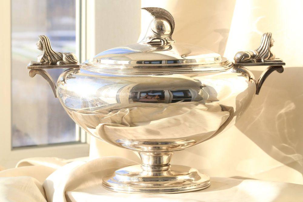 посеребрение, посеребренная посуда, meriden britannia, посеребрянная, антиквариат, антикварная посуда, редкость, раритет, посуда с посеребрением