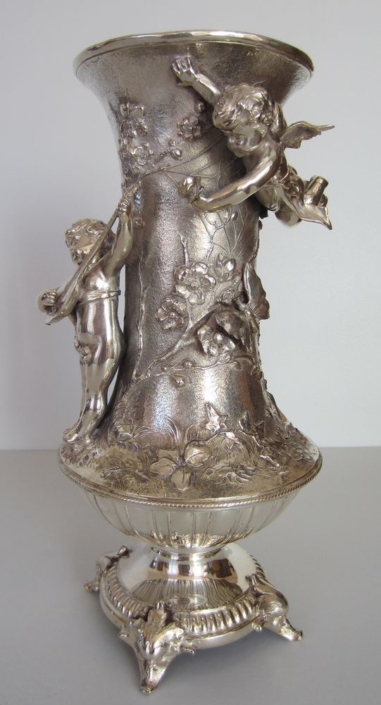 антикварная ваза, раритетная ваза
