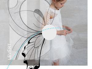 """Детское платье """"Алисия"""". Видео. Ярмарка Мастеров - ручная работа, handmade."""