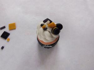 Готовим стильный и аппетитный декор на ложку из полимерной глины. Ярмарка Мастеров - ручная работа, handmade.