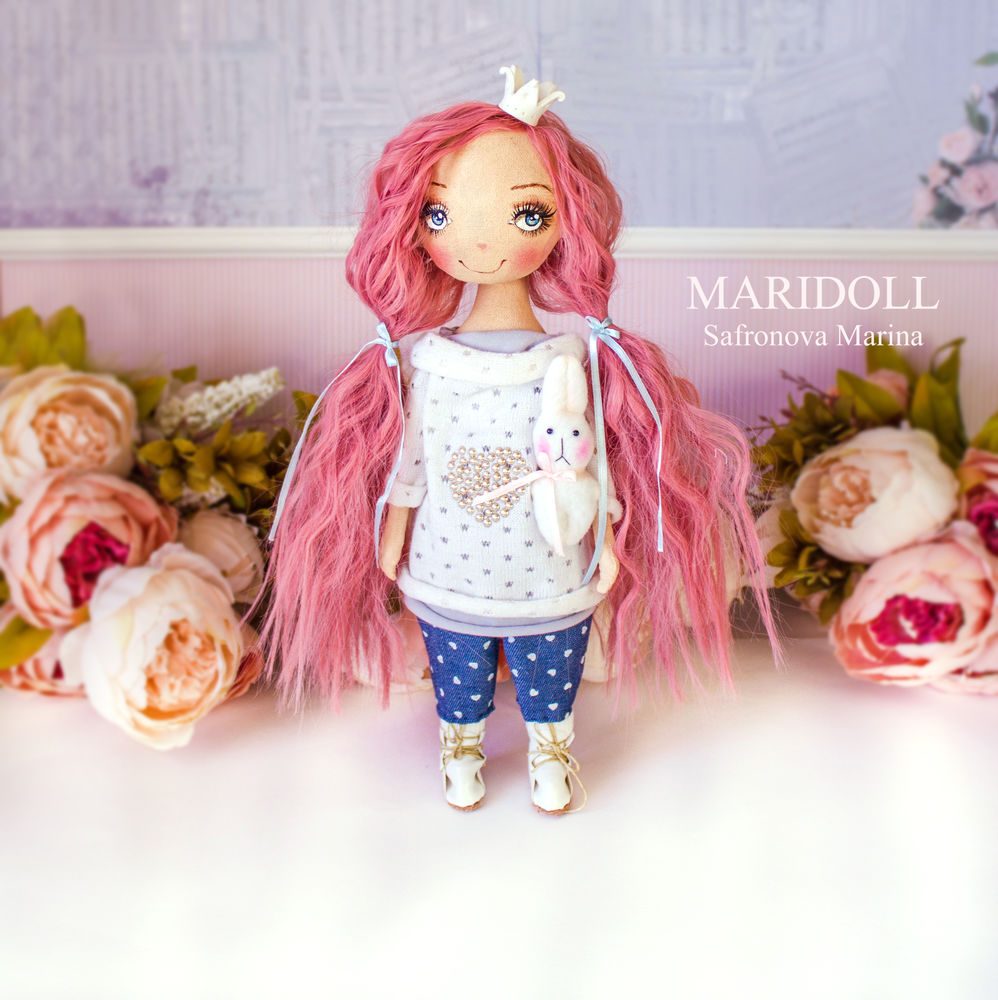 купить кукла принцесса, подарок на 14 февраля