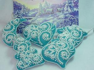 Сибирская зима. Ярмарка Мастеров - ручная работа, handmade.