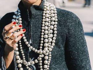 Как сочетать украшения с зимней одеждой?. Ярмарка Мастеров - ручная работа, handmade.