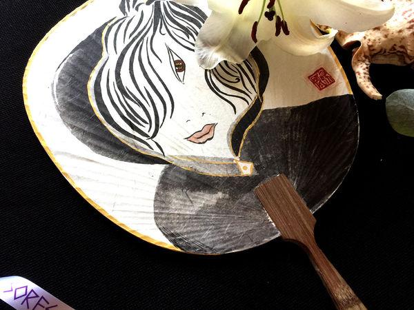 Японские мотивы | Ярмарка Мастеров - ручная работа, handmade