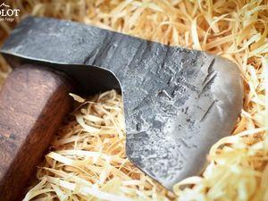 Мастер-класс по ковке топора | Ярмарка Мастеров - ручная работа, handmade
