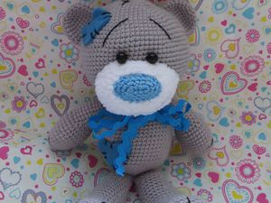 Сказка о мишке Тедди   Ярмарка Мастеров - ручная работа, handmade