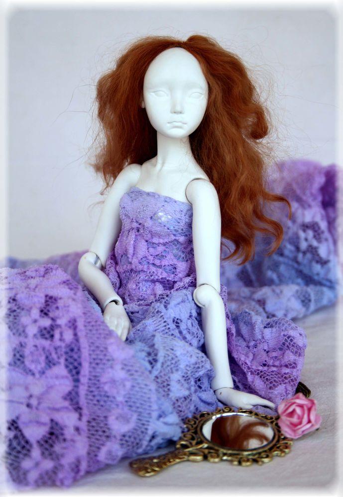 bjd doll, шарнирная кукла