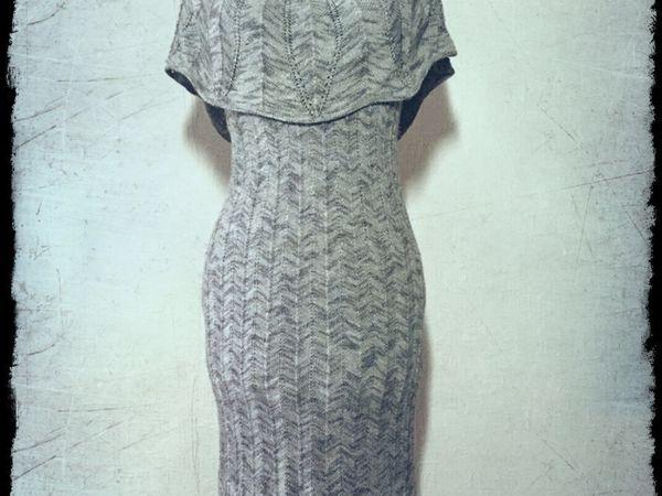 Круговое вязание спицами для начинающих: сарафан «Миссони». Часть 1 | Ярмарка Мастеров - ручная работа, handmade