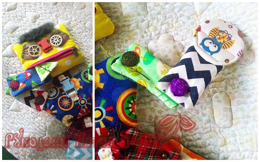 панно для детской комнаты, кармашки для хранения