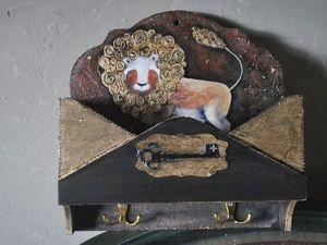 Ключницы-конверты. Ярмарка Мастеров - ручная работа, handmade.