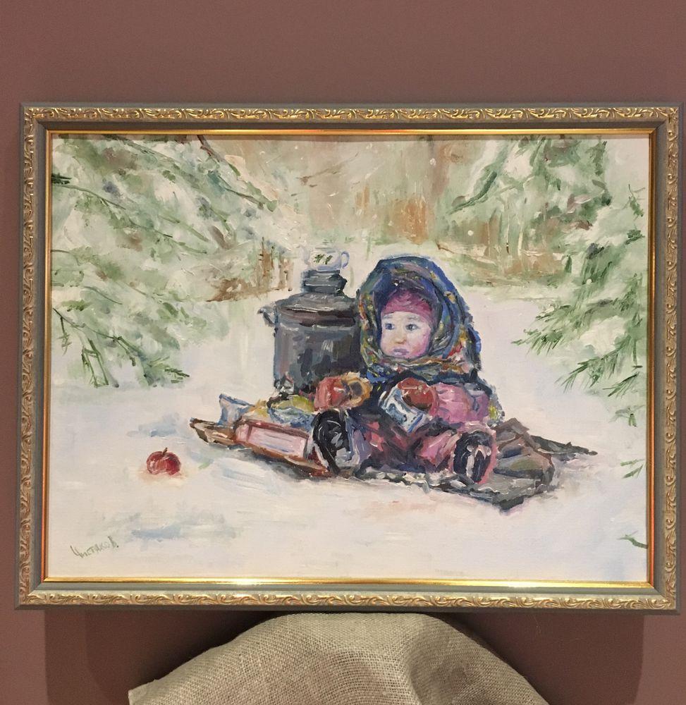 продажа картин, на новый год, картины в интерьере, картины художников