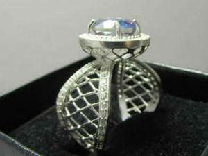 Адвент календарь День седьмой. Закрытый аукцион на серебряное кольцо | Ярмарка Мастеров - ручная работа, handmade