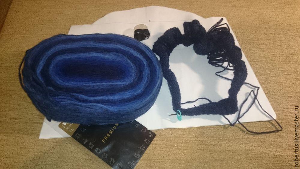 Мастер-класс: как сделать сумку с двойным фермуаром, фото № 4
