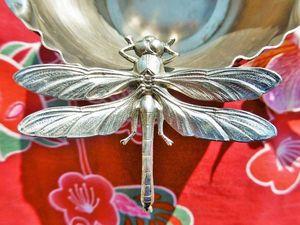 Наконец то в мой магазин прилетели стрекозы и скоро будет на них аукцион!. Ярмарка Мастеров - ручная работа, handmade.
