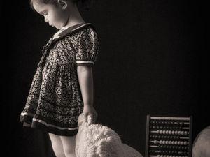 Дети, Которые Нуждаются в Любви Больше Всех, Ведут Себя Хуже Всех. Ярмарка Мастеров - ручная работа, handmade.