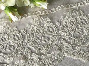 Продаем Кружево на отрез, для тех кто сам хочет создавать красоту:)   Ярмарка Мастеров - ручная работа, handmade