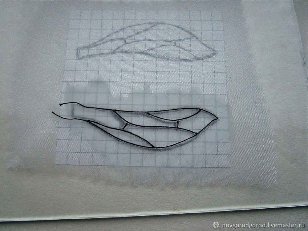 How to Make Insect Wings of Liquid Plastic, фото № 8