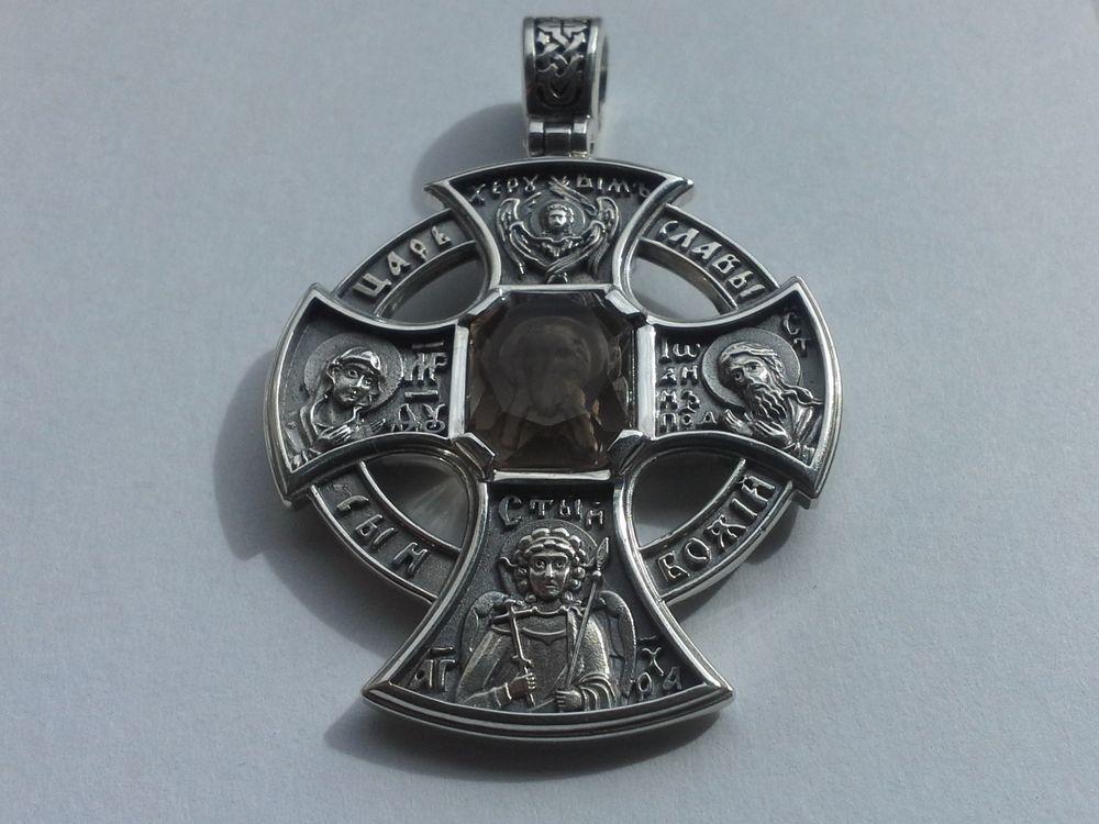 крест новгородский, богородица, мужской крест, подарок любимому