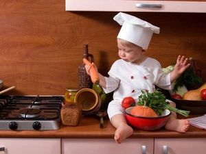 Игры на кухне. Ярмарка Мастеров - ручная работа, handmade.