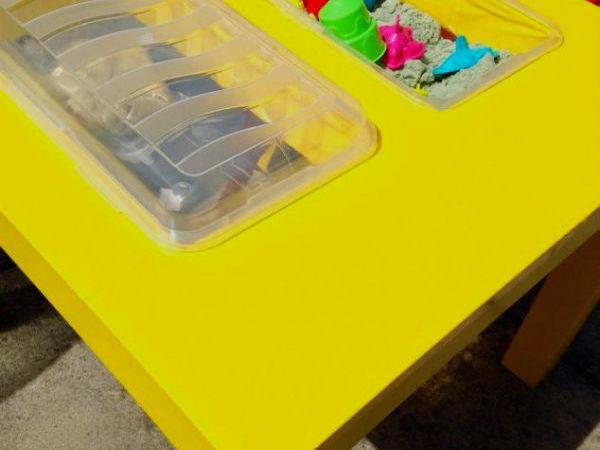 Многофункциональный стол для детских игр | Ярмарка Мастеров - ручная работа, handmade