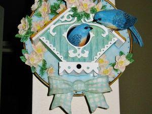 Разнообразные идеи для рукоделия с аукционов Канберры и из журнала «Folk Art». Ярмарка Мастеров - ручная работа, handmade.