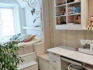 Комната-мечта для рукодельницы: два в одном. Ярмарка Мастеров - ручная работа, handmade.
