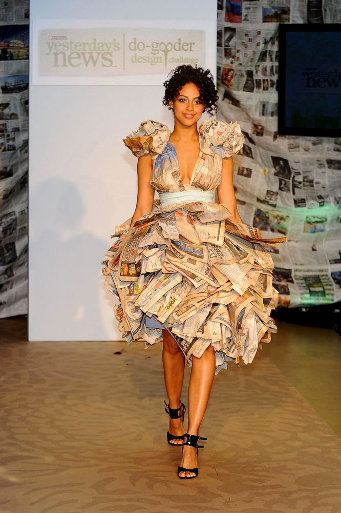 Экомода платья своими руками