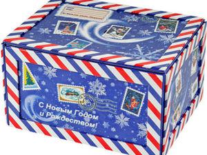 Заказы и отправка посылок в декабре. Ярмарка Мастеров - ручная работа, handmade.