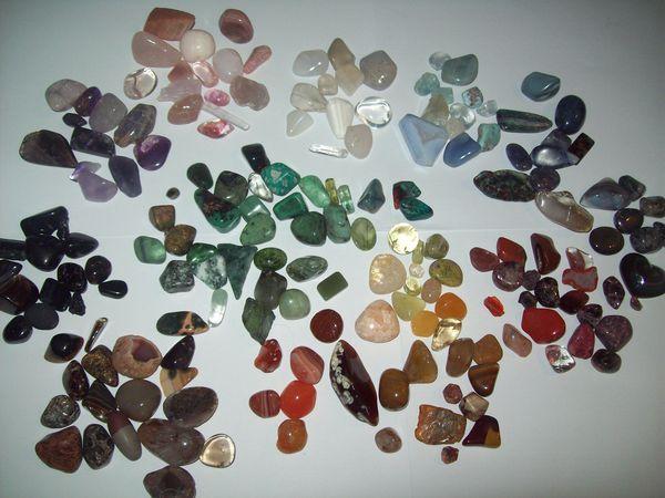 Галтовка натуральных камней. | Ярмарка Мастеров - ручная работа, handmade