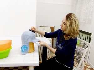 Фото-отчёт о мк 17-го февраля. Ярмарка Мастеров - ручная работа, handmade.
