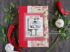 Скидки на кулинарные книги 16-19 февраля 2017 г. | Ярмарка Мастеров - ручная работа, handmade