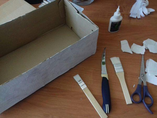 Делаем подарочную коробку для ветерана ВОВ | Ярмарка Мастеров - ручная работа, handmade
