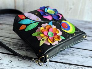 Новая сумочка как вам?. Ярмарка Мастеров - ручная работа, handmade.