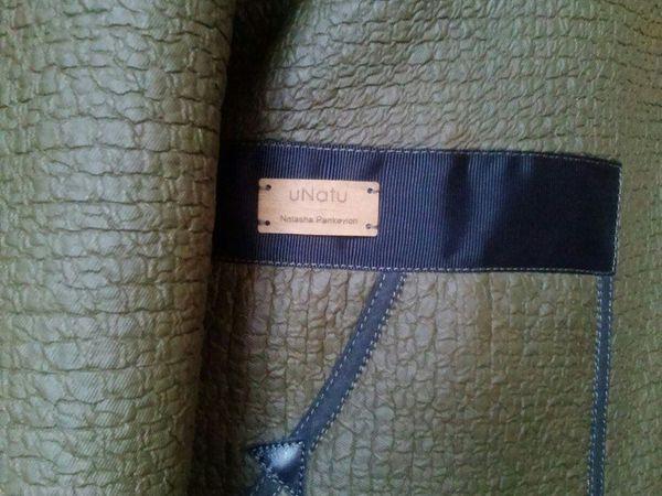 Демисезонное пальто из современной итальянской двухсторонней ткани. | Ярмарка Мастеров - ручная работа, handmade