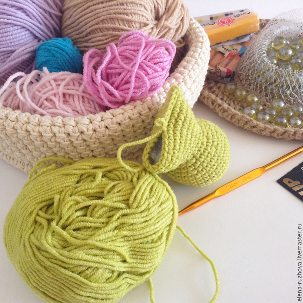 Crocheting a Charming Little Owlet with Tassels on Ears, фото № 4