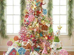 Креативной елке на празднике быть, или Встречаем Новый год оригинально!. Ярмарка Мастеров - ручная работа, handmade.
