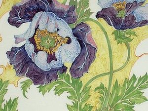Amazing Rozenburg Porcelain of the Art Nouveau Epoch. Livemaster - handmade