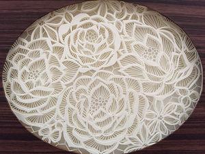 Lace Paper by Naho Katayama. Livemaster - handmade