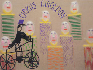 ВНИМАНИЕ! Совсем скоро! Цирк Giroldon едет к нам!. Ярмарка Мастеров - ручная работа, handmade.