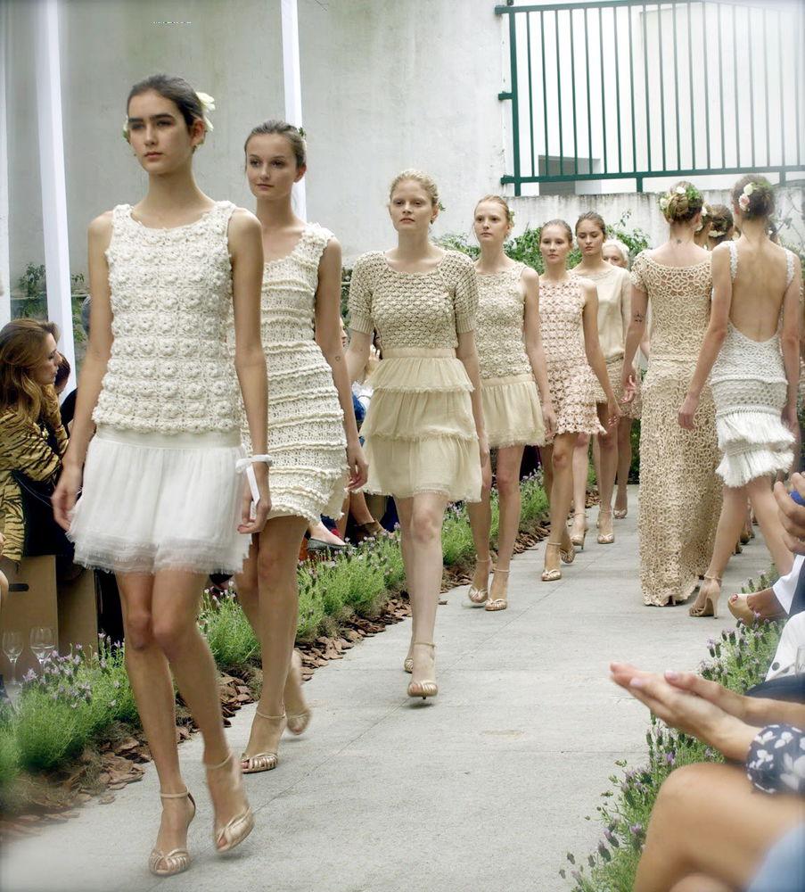 Вязаная мода по-бразильски,  или  Несколько историй о том,  почему дизайнерам нужно верить в себя, фото № 6
