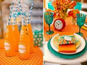 Яркие и красивые идеи для летних сервировок. Ярмарка Мастеров - ручная работа, handmade.