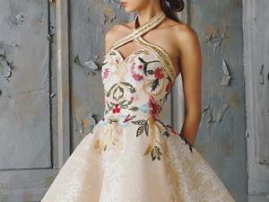 Мода для принцесс: роскошные наряды от Mark Bumgarner. Ярмарка Мастеров - ручная работа, handmade.