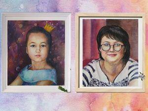 Цены на портреты. Ярмарка Мастеров - ручная работа, handmade.