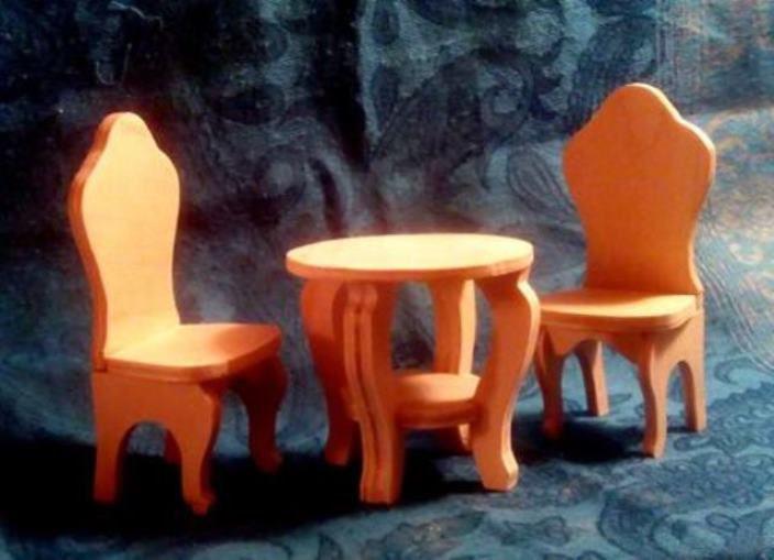 кукольная мебель, для девочки