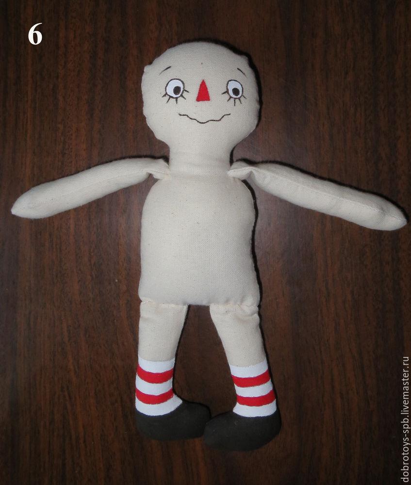 Выкройка к кукле реггеди энн фото 117