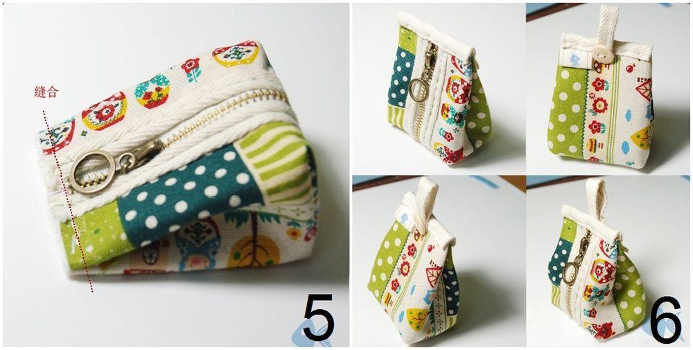 Кошельки из ткани своими руками 106