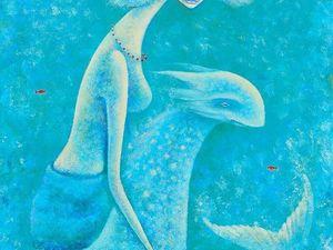 Бесплатная доставка готовых картин в Москву 18 апреля!. Ярмарка Мастеров - ручная работа, handmade.