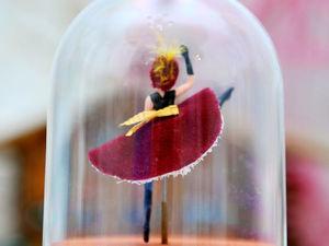 Потрясающий Сувенир Автоматон Танцовщица Кан-Кан Швейцарской Фирмы REUGE. Ярмарка Мастеров - ручная работа, handmade.