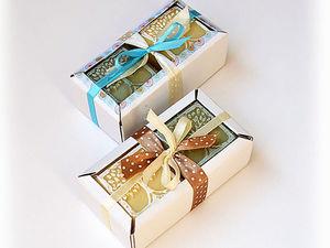 Мастерим коробку для мыла. Ярмарка Мастеров - ручная работа, handmade.